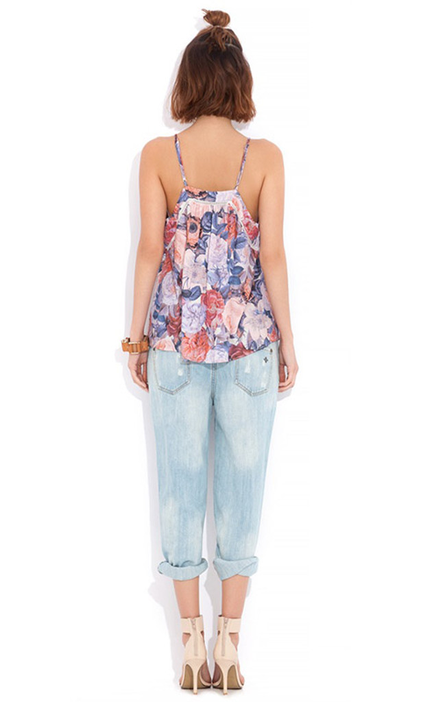 Women's Tops | Inka Cami | WISH