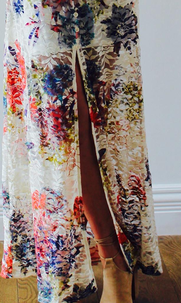 Ladies Dresses | Rocky Maxi Dress | URBAN AFFAIR