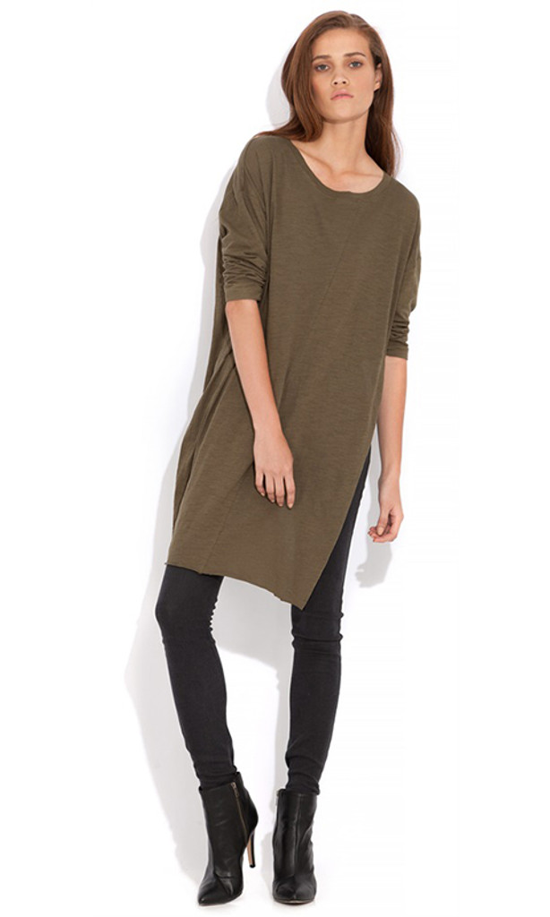 Women's Knitwear | Rush Tunic | WISH