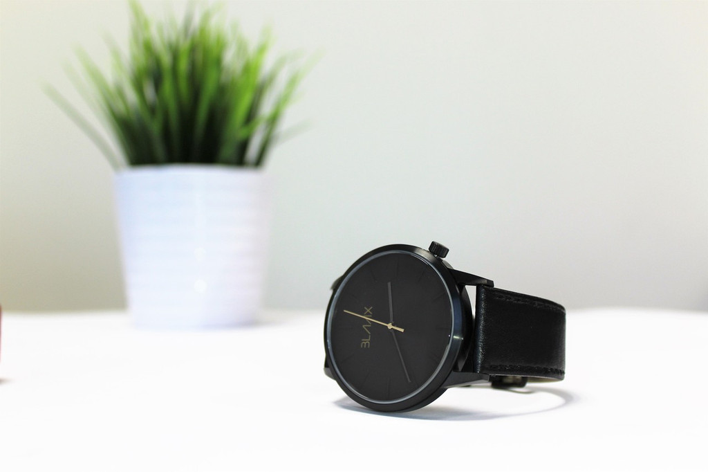 Accessories Online | The Blackout watch | BLAAX