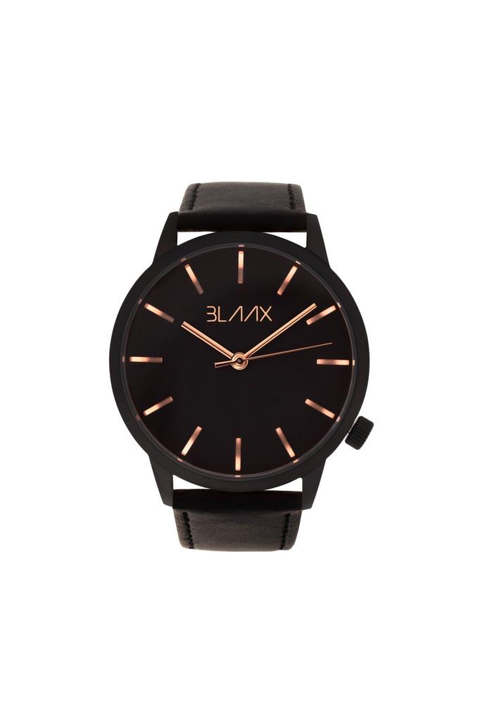 accessories Online Australia | The Black Rose watch | BLAAX