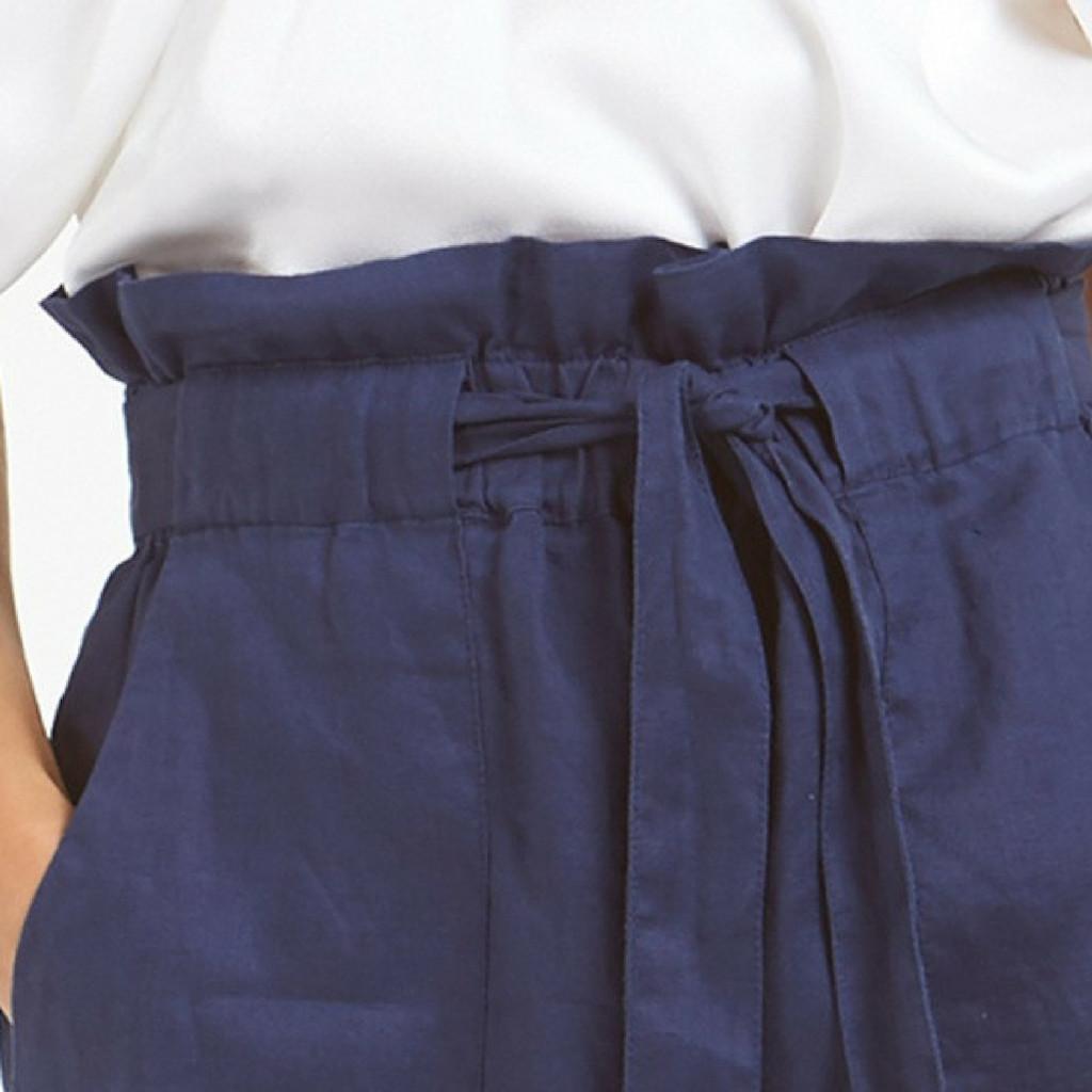Sahara Linen Shorts (White, Khaki, Navy) by AMELIUS*
