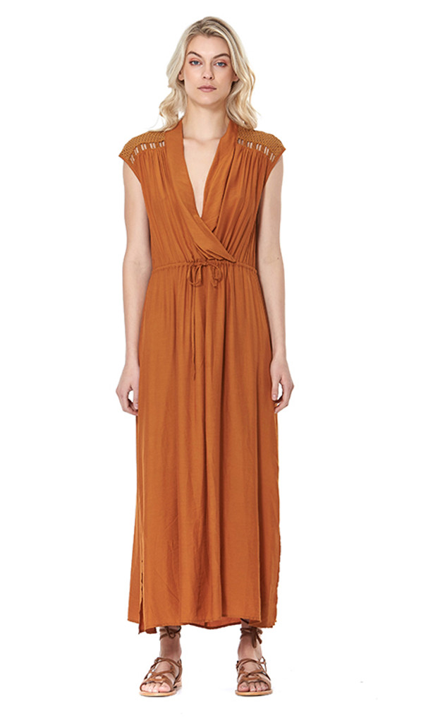 Women's Maxi Dresses in Australia | Zoe Maxi Dress | AMELIUS