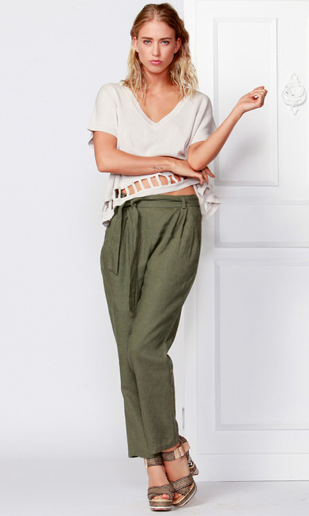 Womens Pant | Gayle Pant | FATE