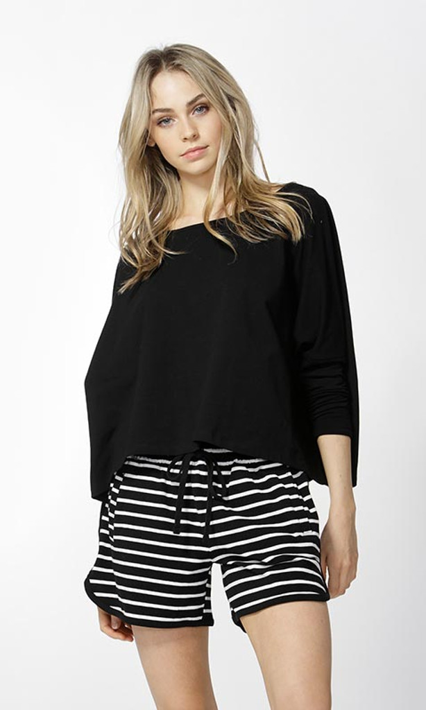 Ladies' Shorts | Kendall Short | BETTY BASICS