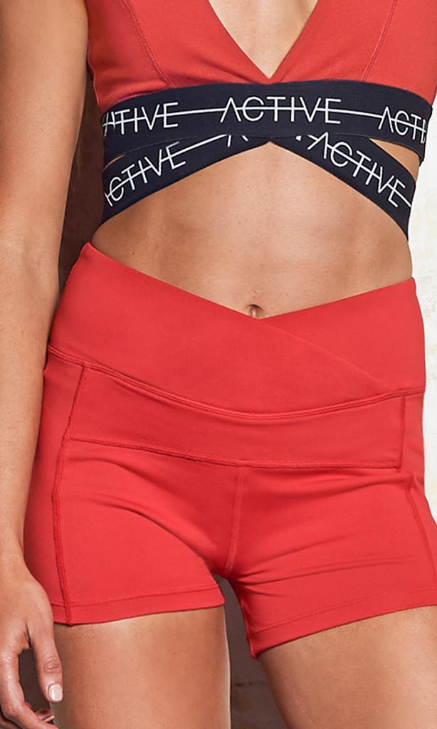 Women's Shorts | Lizzy Yoga Short | M ACTIVE