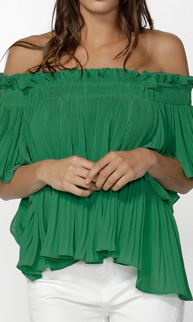 Ladies Tops Online | Primrose Blouse | FATE + BECKER