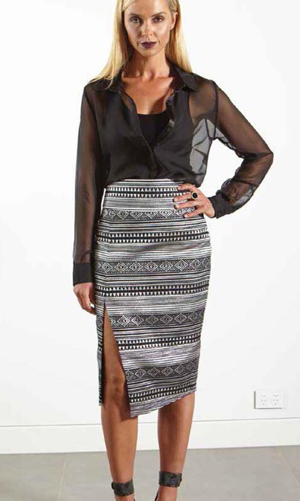 Ladies' Skirts Online | Angel Skirt | Carbon 12