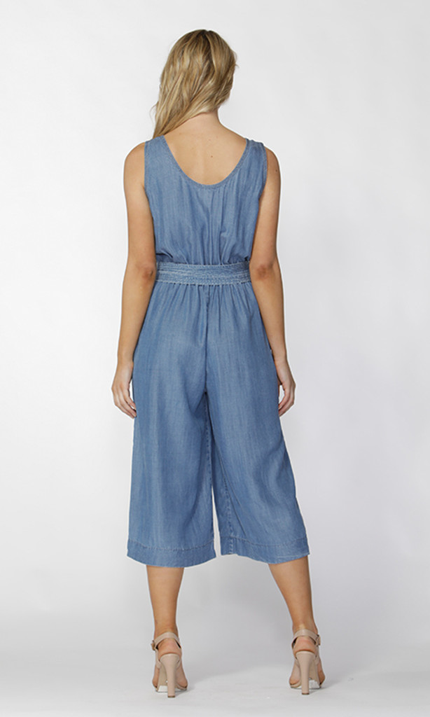 Women's Tops |  Raffinne Jumpsuit | FATE + BECKER
