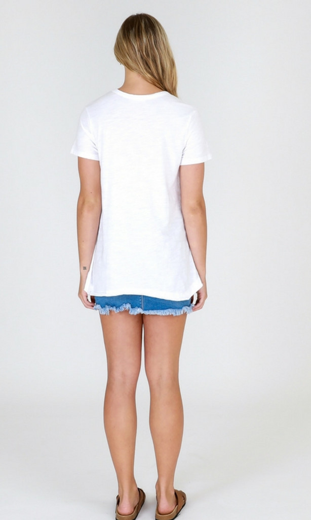 Women's Tops |  Thornton Tee | 3RD STORY