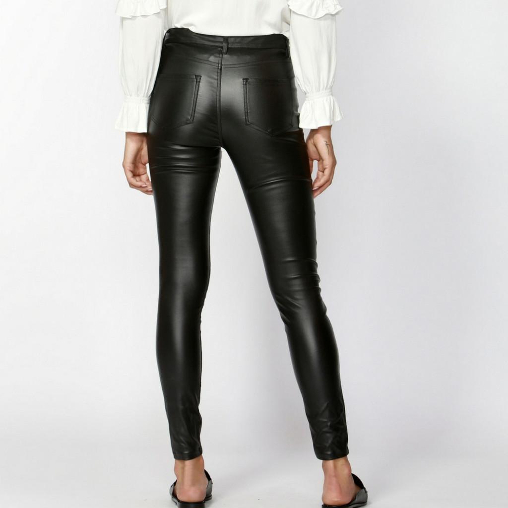 Women's Pants Australia | Jaydan Coated Pant | SASS