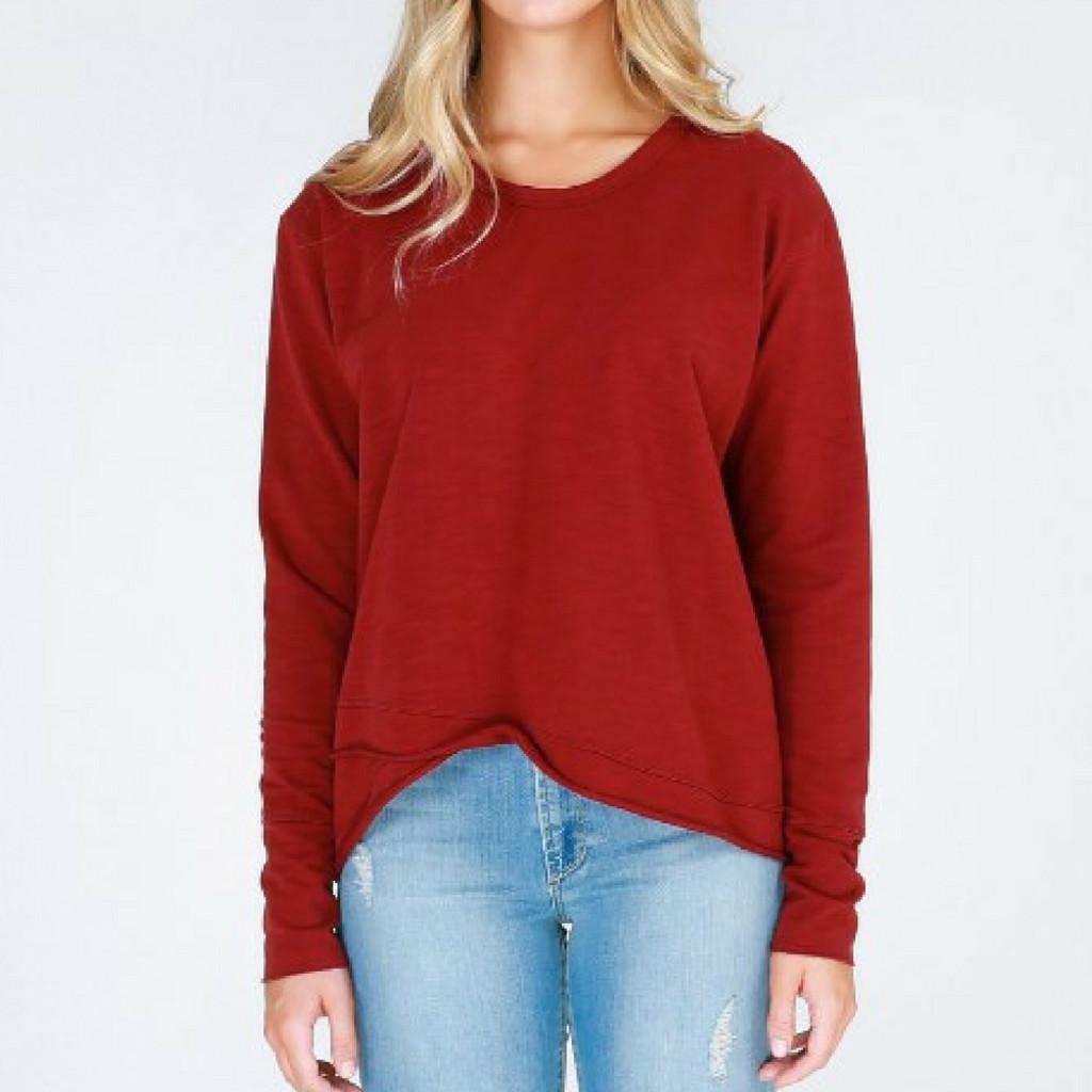 Women's Tops | Flinders Sweater | 3RD STORY