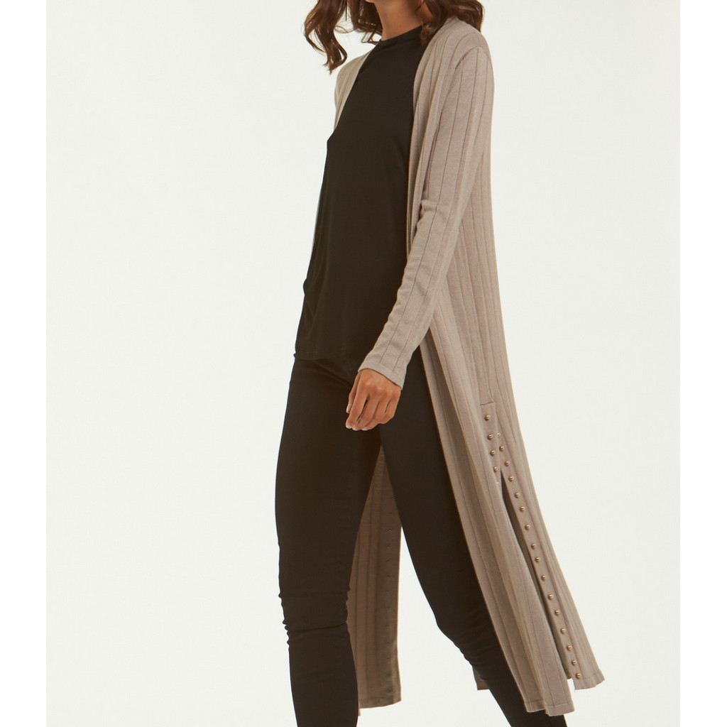 Online Jackets for Women | Evelyn Long Cardigan | AMELIUS