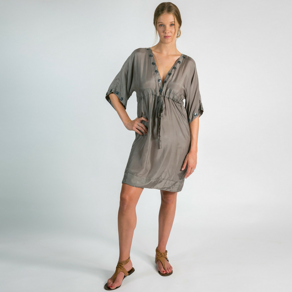 Women's Dresses Australia | Rendezvous Beaded Dress | DONNAH