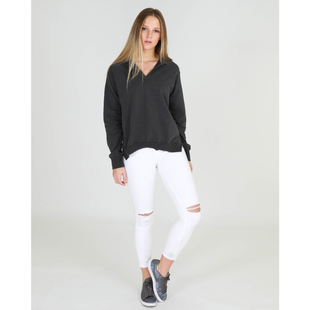 Women's Tops Australia | Burwood Hoodie Sweater | 3rd Story
