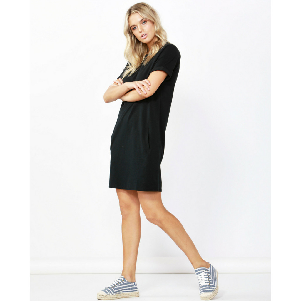 Women's Dresses | Blake Tee Dress | BETTY BASICS