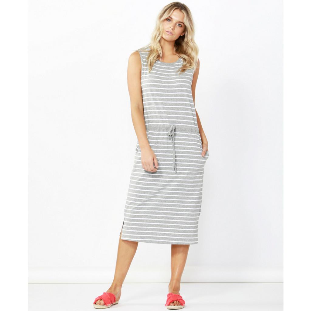 Ladies Dresses Online | Jennifer Midi Dress | BETTY BASICS