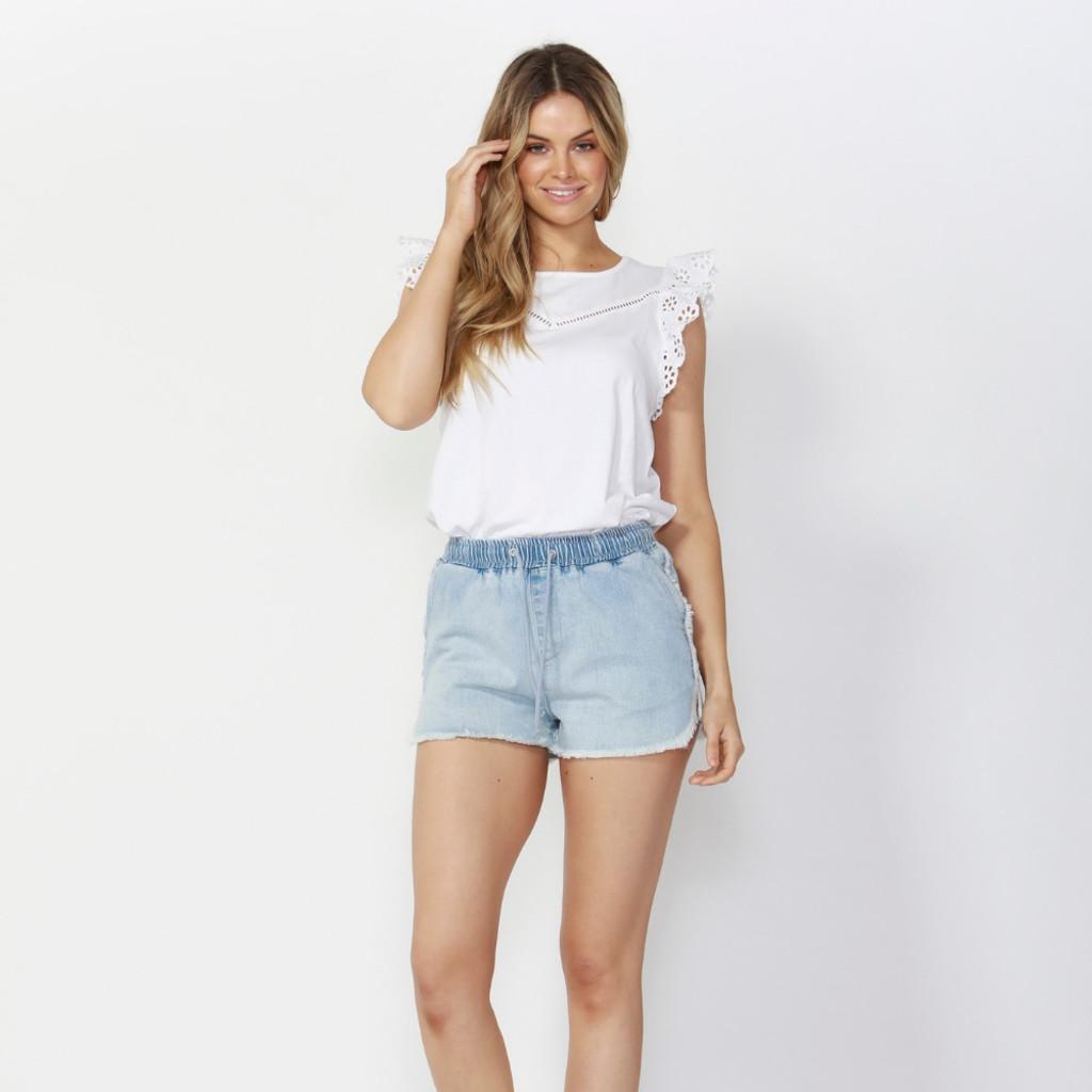 Woman's Shorts Australia | Holiday Denim Shorts | SASS