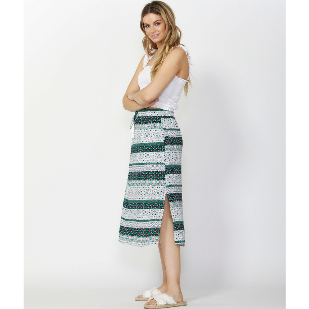 Women's Skirts Australia   Warrior Midi Skirt   SASS