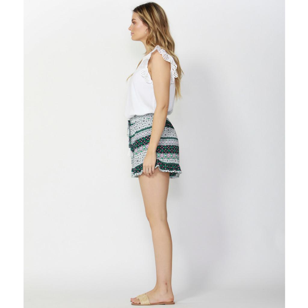 Women's Shorts | Warrior Shorts | SASS