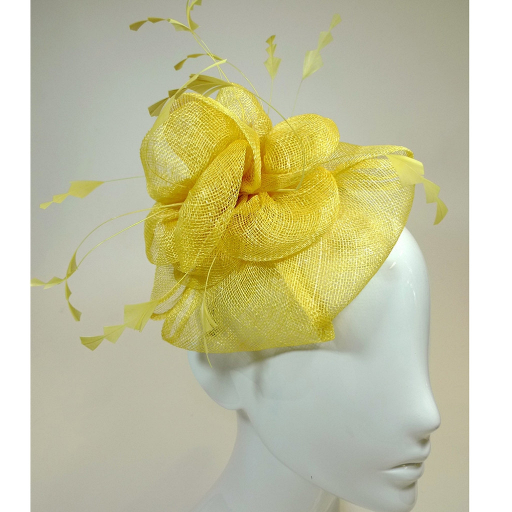 Women's Fascinators | Medium Head Band Fascinator FH2164 | FAB