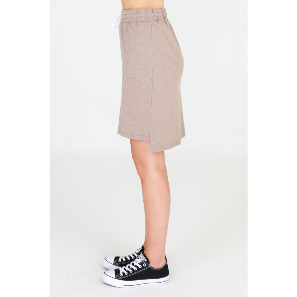 Alice Skirt in Latte by 3RD STORY*
