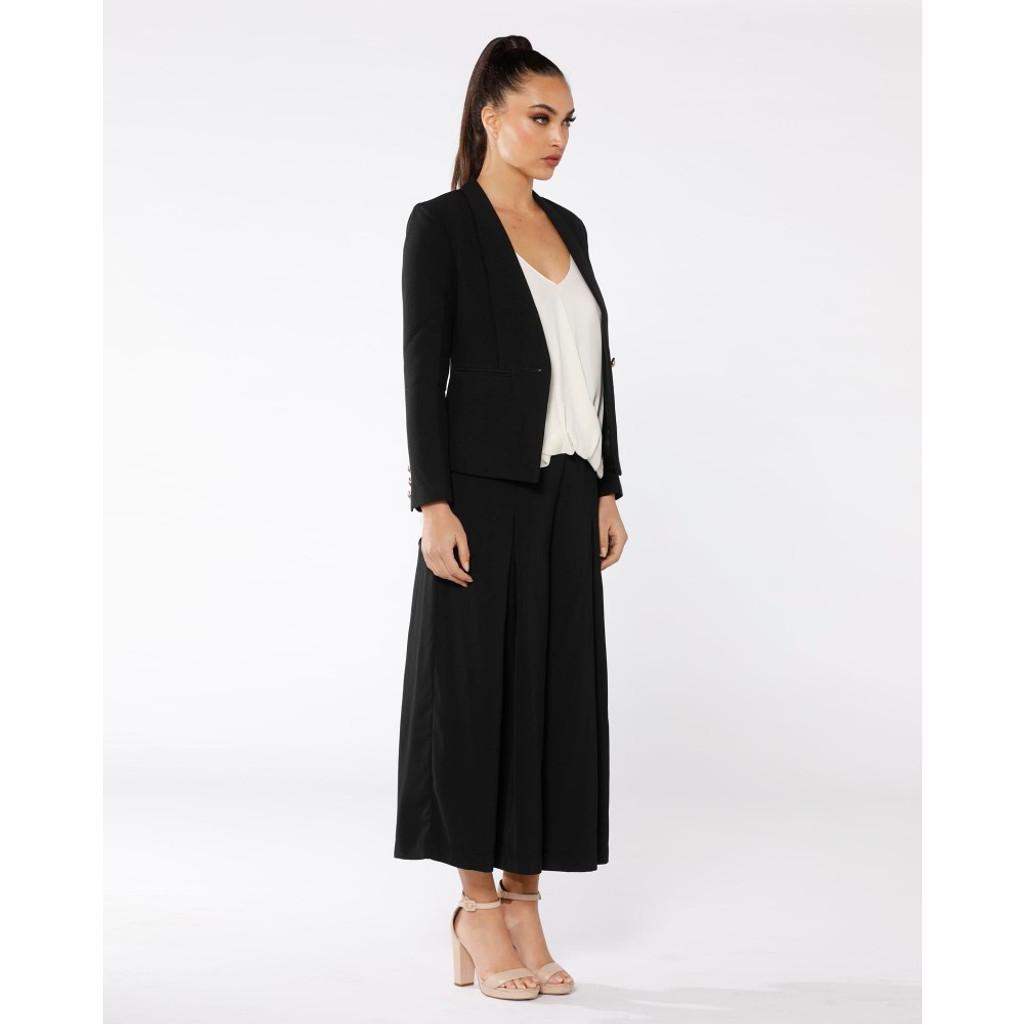 Women's Coats   Mon Coeur Noir Blazer   PIZZUTO