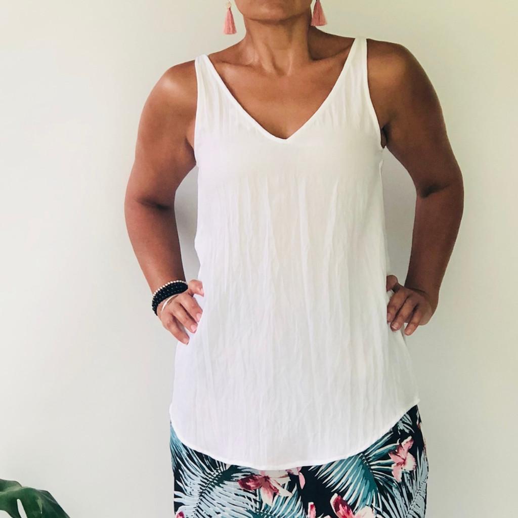 Women's Tops Online | Harper Top | NOOSA SOL