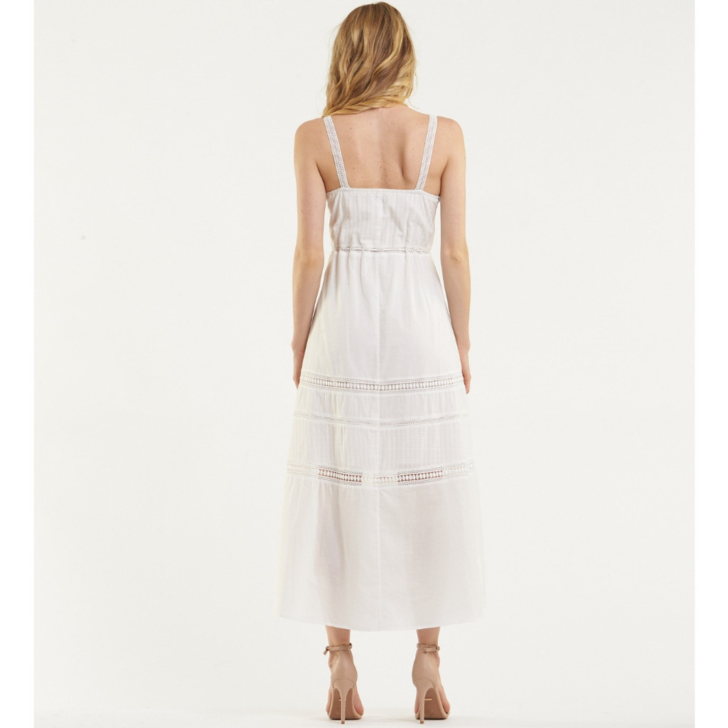 Women's Dresses | Becca Maxi Dress | AMELIUS