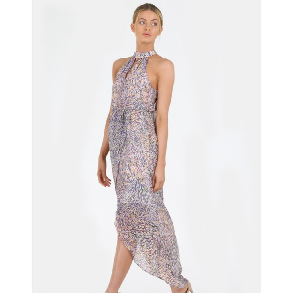 Women's Dresses | Iris Glaze Dress | SOCIALIGHT