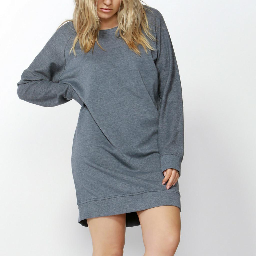 Women's Dresses  Australia | Nico Sweater Dress | BETTY BASICS