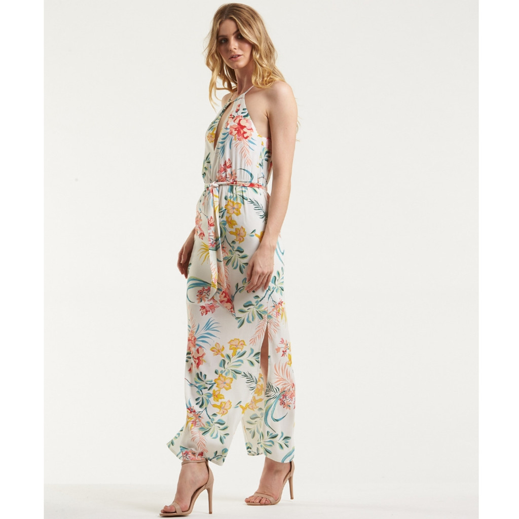 Women's Maxis | Tahitian Princess Maxi Dress | AMELIUS