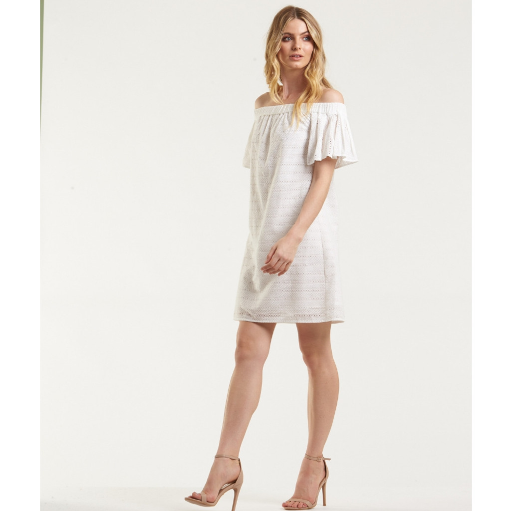 Women's Dresses | Isabel Shift Mini Dress | AMELIUS