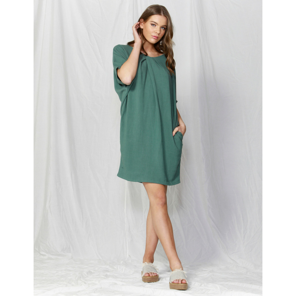 Women's Dresses | Happy Hour T-shirt Dress | FATE + BECKER