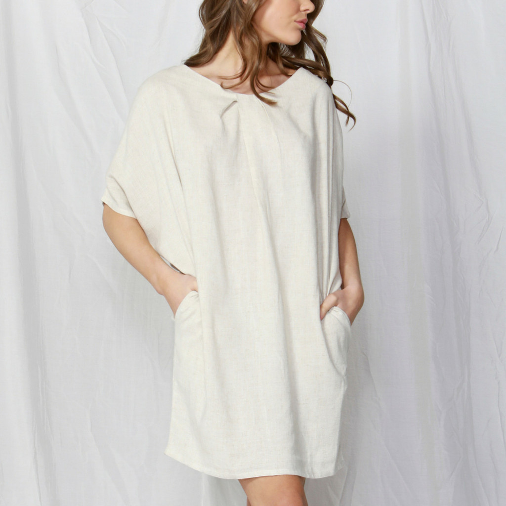 Happy Hour T-shirt Dress by FATE + BECKER*