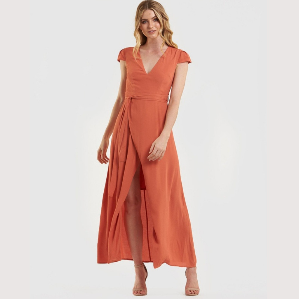 Women's Dresses | Kaia Maxi Dress | AMELIUS