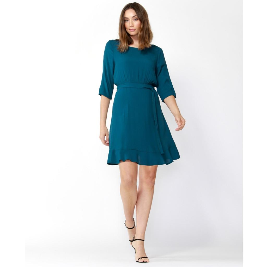 Ladies Dresses Online | Dare Tie Waist Dress | FATE + BECKER