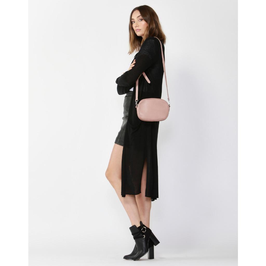 Online Jackets For Women   York Linen Blend Long Cardigan   FATE + BECKER