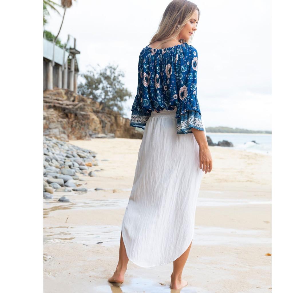 Women's Skirts Online | Alexa Skirt | NOOSA SOL