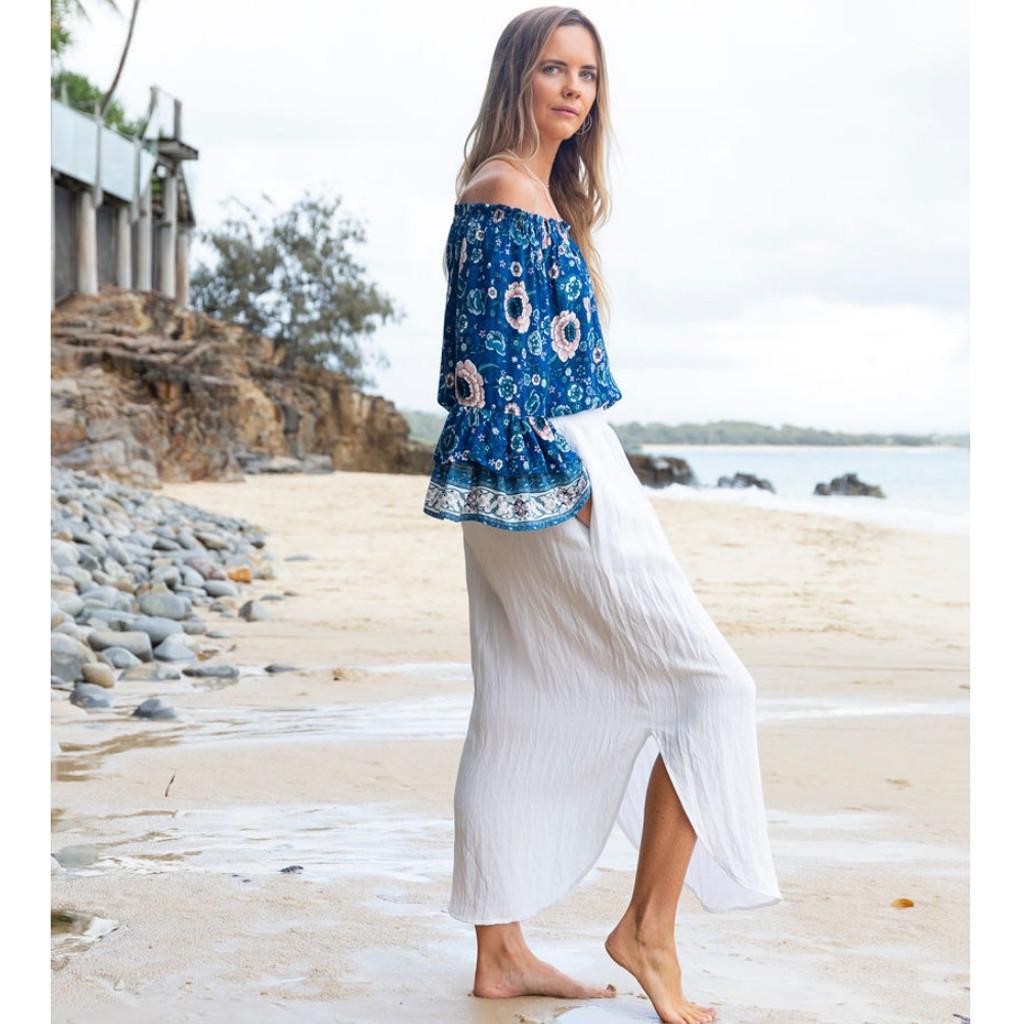 Women's Tops Online | Chloe Top | NOOSA SOL