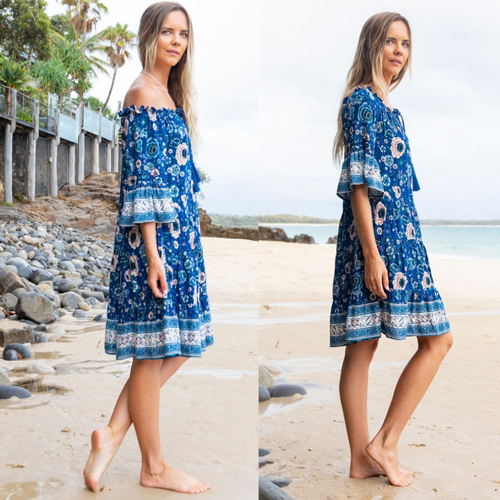 Women's Dresses Australia | Dalia Dress | NOOSA SOL