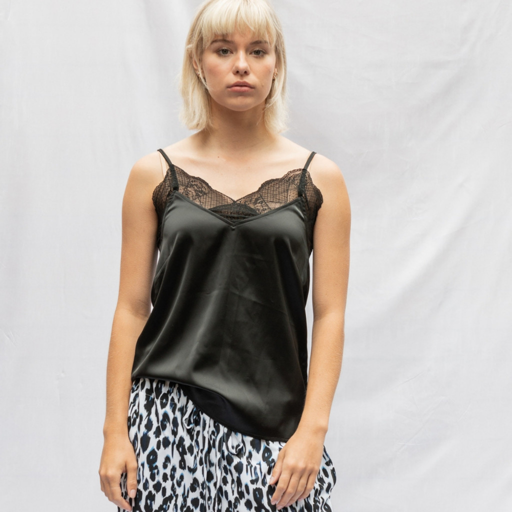 Women's Tops Australia | Culture Cami | BLAYKLEY