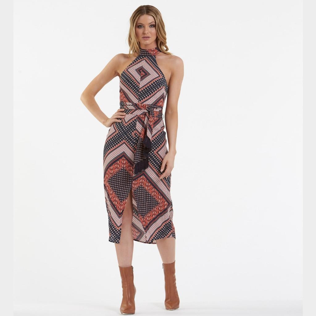 a83bbc1e66ae Boho Chic Midi Dress by AMELIUS | Womens Dresses @alibionline