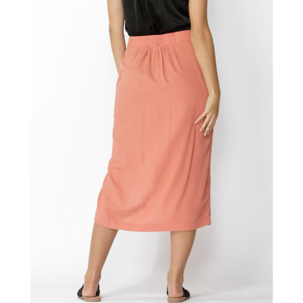 Women's Skirts | Into The Wild Buttoned Skirt | SASS