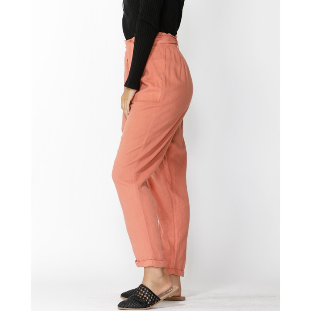 Women's Pants | Into The Wild Belted Pant | SASS