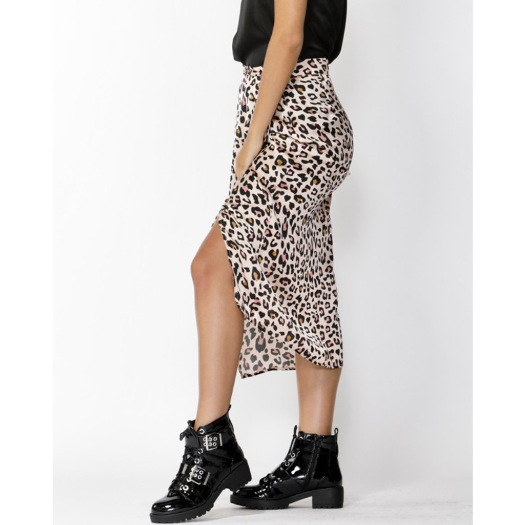 Women's Skirts Australia | Safari Queen Wrap Skirt | SASS