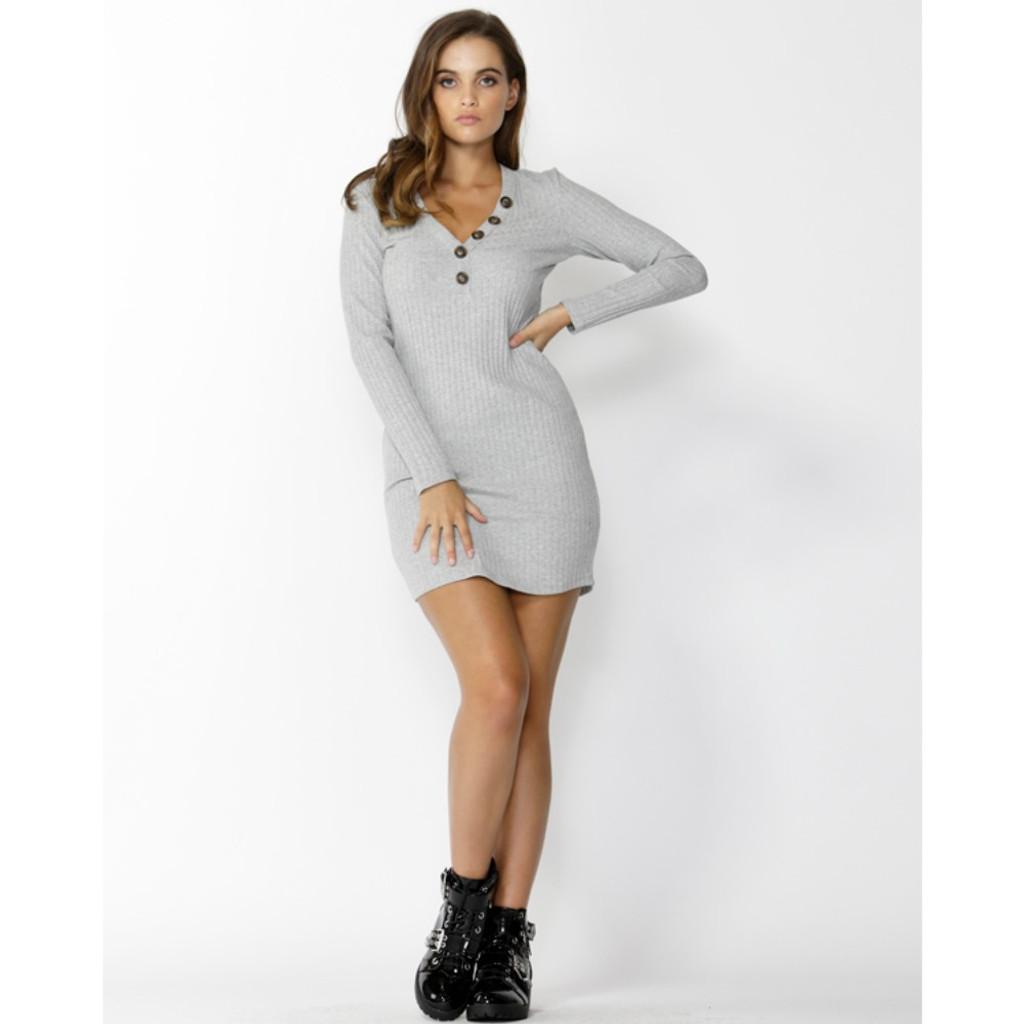 Women's Dresses | Dream Chaser Button Dress | SASS