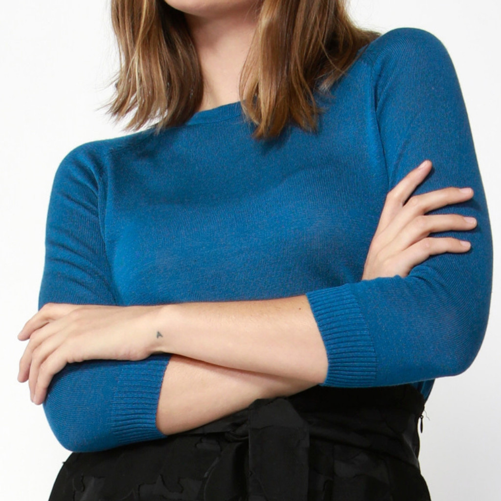 Womens Tops Australia | York Linen Blend Top | FATE + BECKER