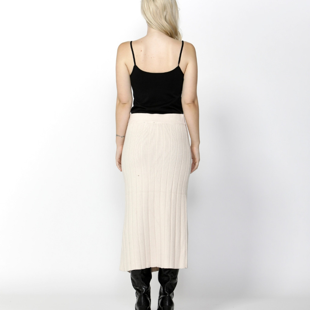 Women's Skirts Australia | Free Falling Buttoned Skirt | SASS