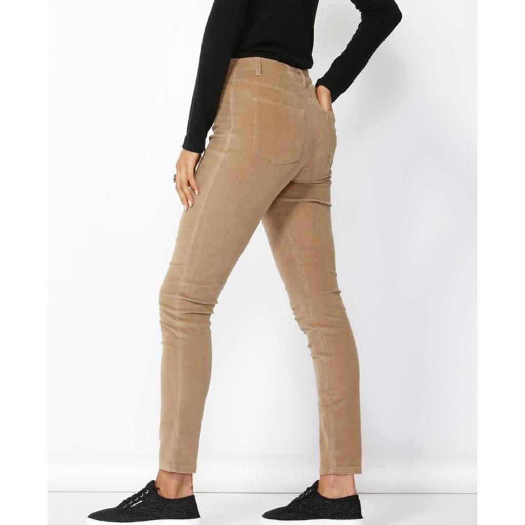 Women's Pants Online | Logan Corduroy Pant | BETTY BASICS